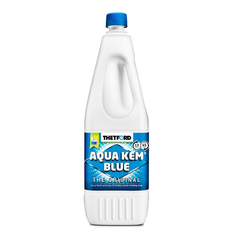 Thetford Aqua Kem Blue Toilet Fluid 2l