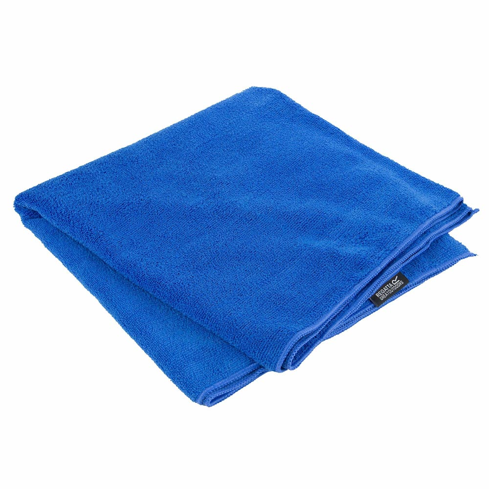 Regatta Compact Travel Towel - Giant-oxford Blue