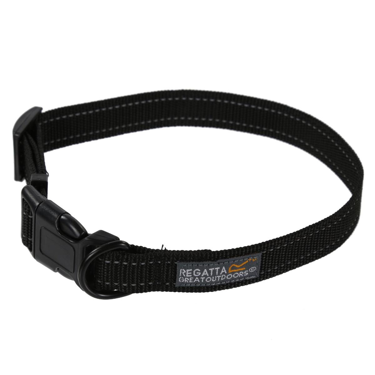 Regatta Comfort Dog Collar - Black - 30 - 55