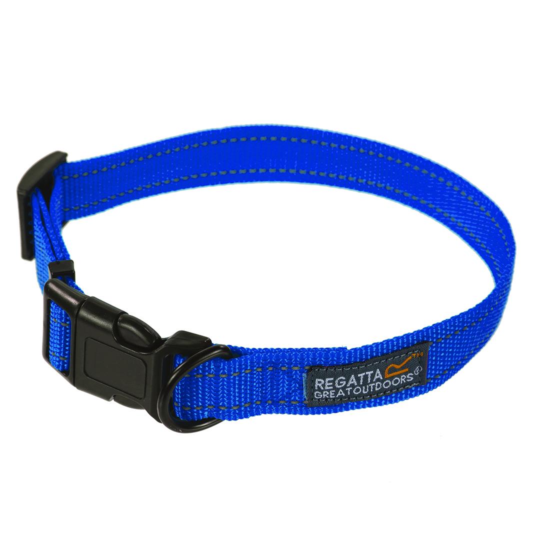 Regatta Comfort Dog Collar-blue-30 - 55