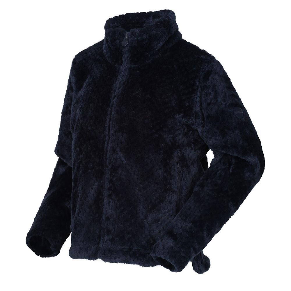 Regatta Kids Kazumi Full Zip Fleece-navy-5-6 Years