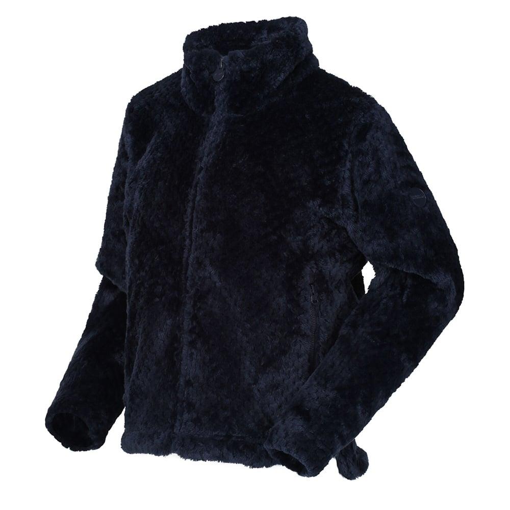 Regatta Kids Kazumi Full Zip Fleece-navy-9-10 Years