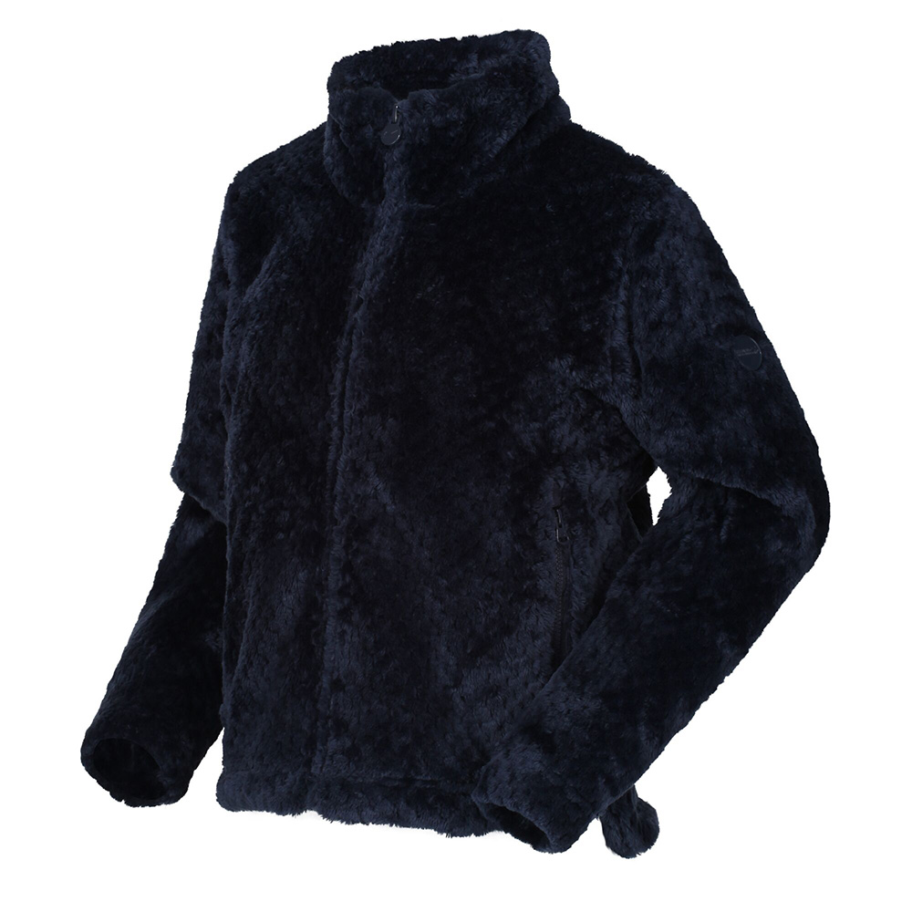 Regatta Kids Kazumi Full Zip Fleece-navy-11-12 Years