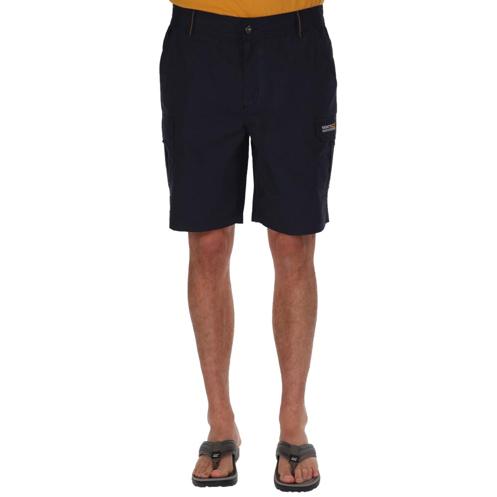Regatta Mens Delph Shorts - Navy