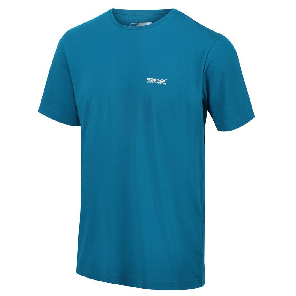 Regatta Mens Tait Active T-shirt-gulfstream-xl