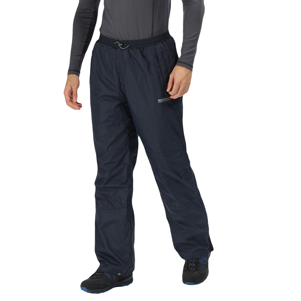 Regatta Kids Breathable Packaway Overtrousers