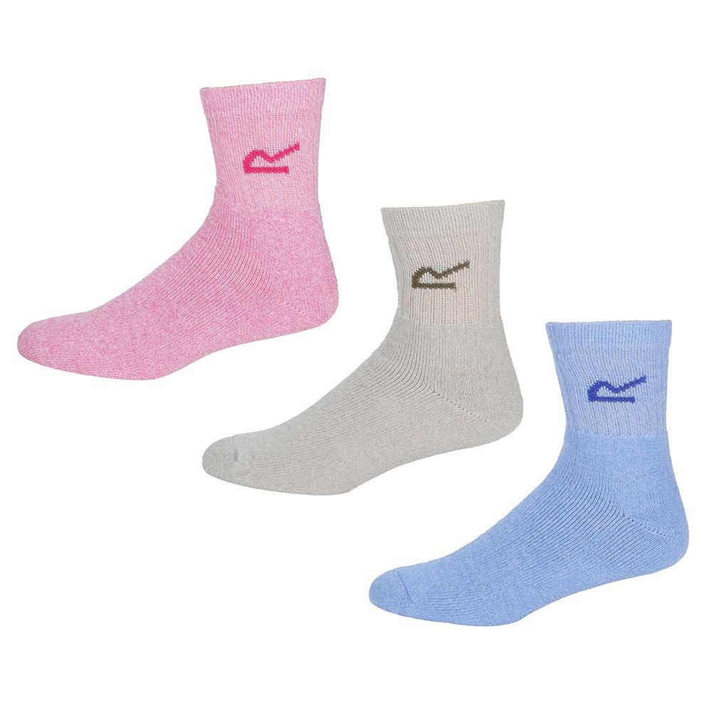 Regatta Womens Socks (3 Pack)