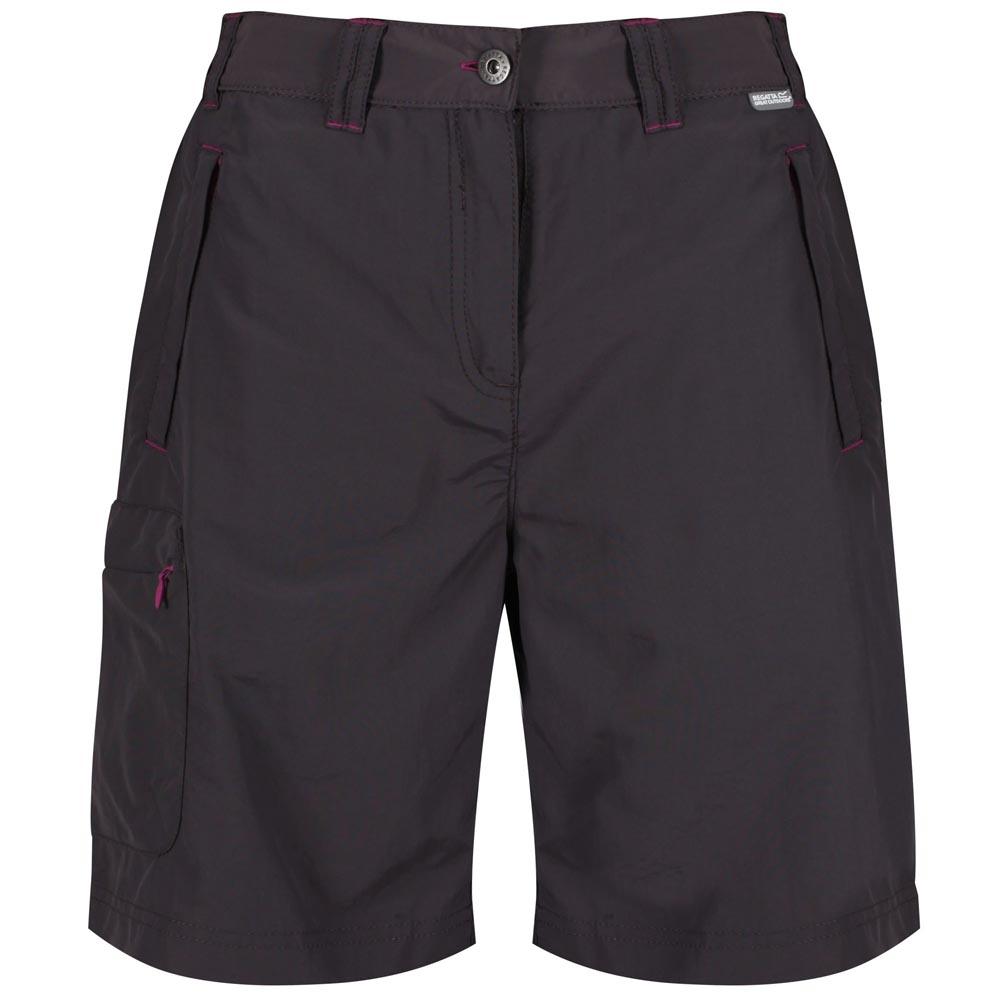 Regatta Womens Chaska Shorts Iron
