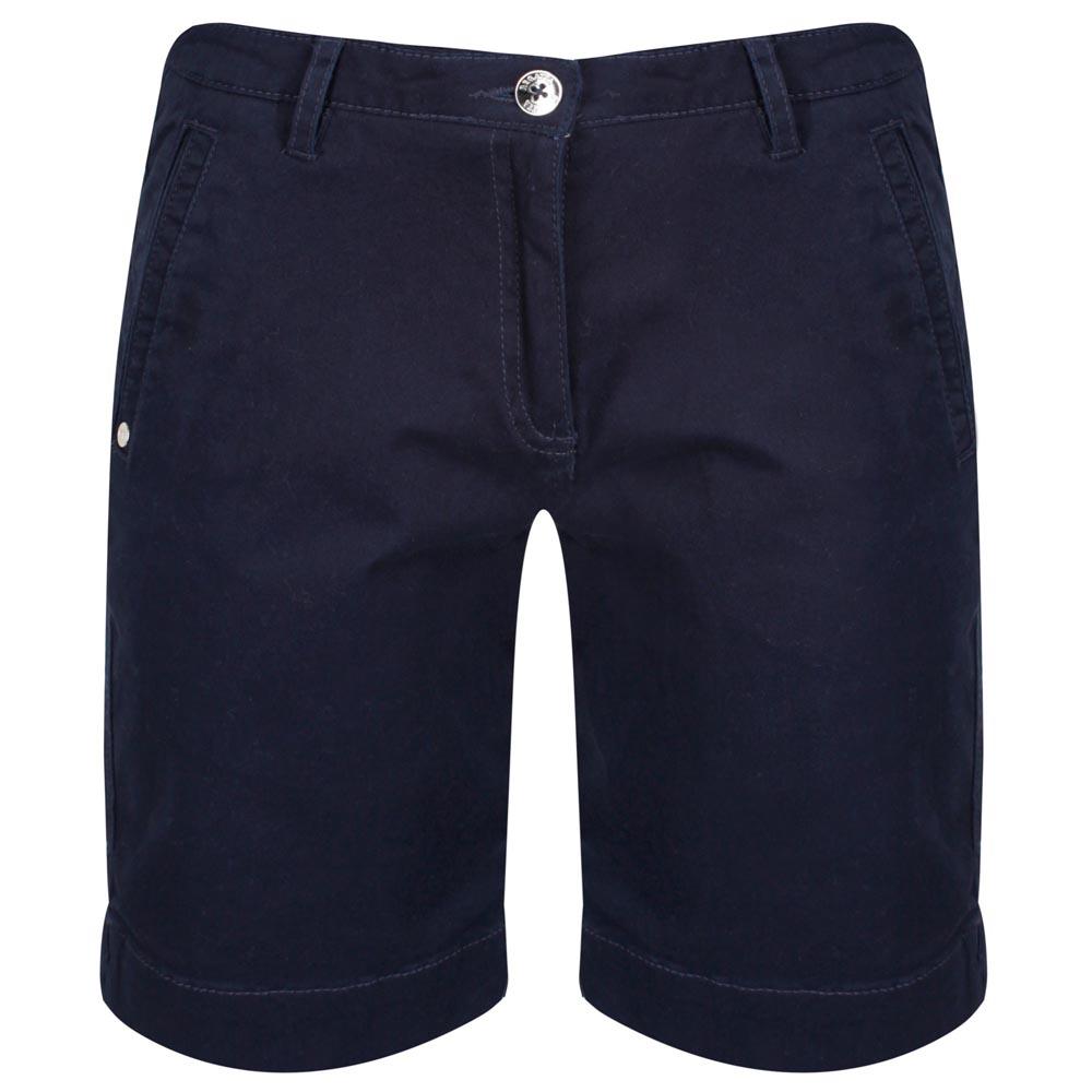 Regatta Womens Solita Shorts Navy