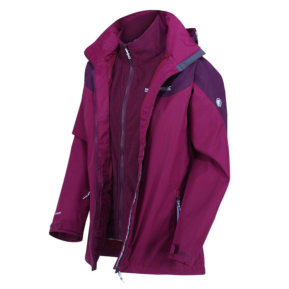 Regatta Chandler Iii Breathable Waterproof Overtrousers - Navy - M - Long