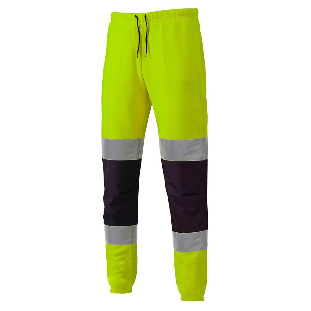 Dickies Hi Visibility Joggers-yellow-xl