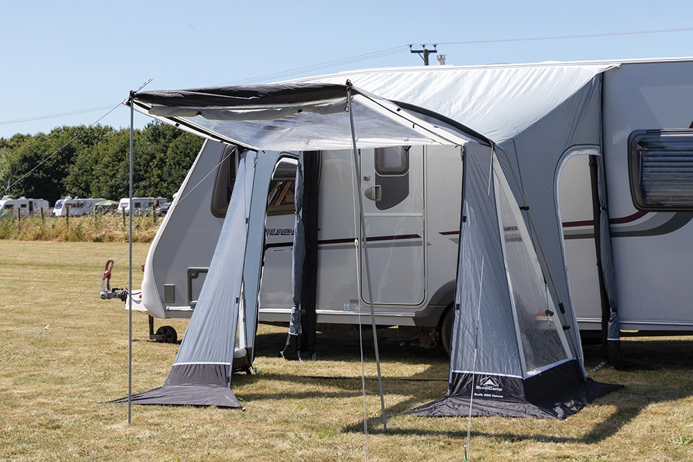 SunnCamp Swift 260 Deluxe
