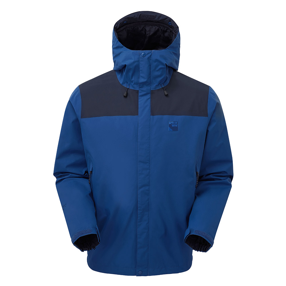 Sprayway Mens Maxen Gore-tex Jacket-yukon / Blazer-xl