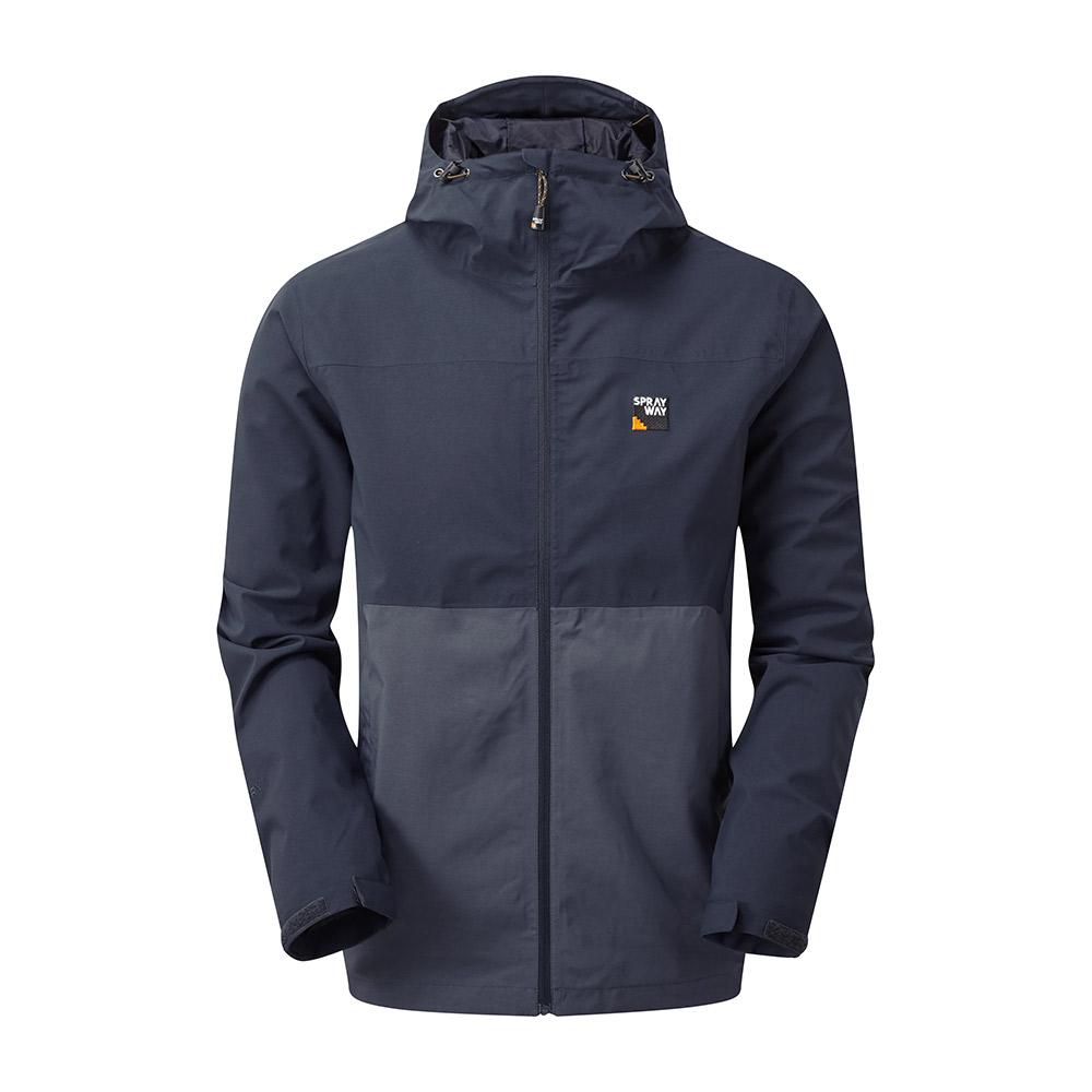 Sprayway Mens Hergen Waterproof Jacket-blazer / Light Blazer-2xl