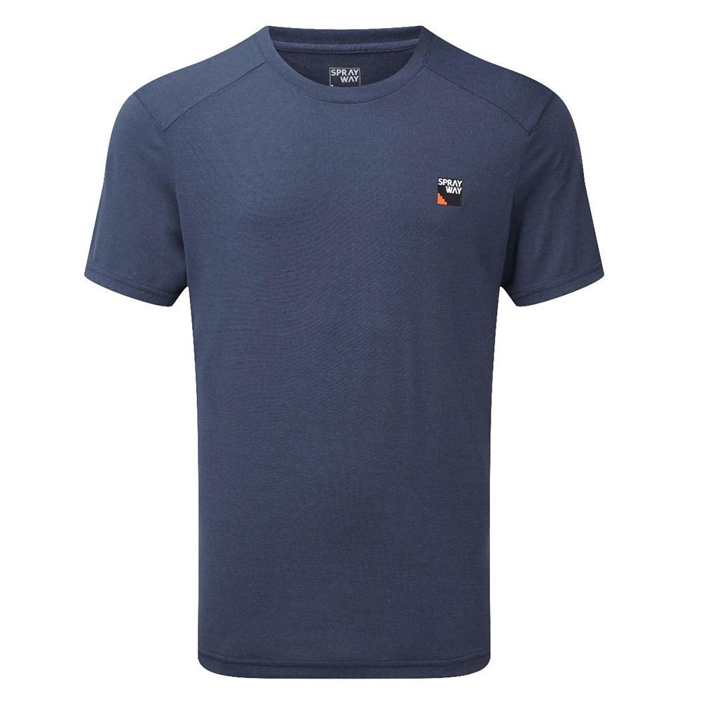 Sprayway Mens Logo T-shirt-blazer-m