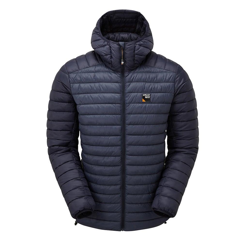 Sprayway Mens Agan Insulated Jacket-blazer-s