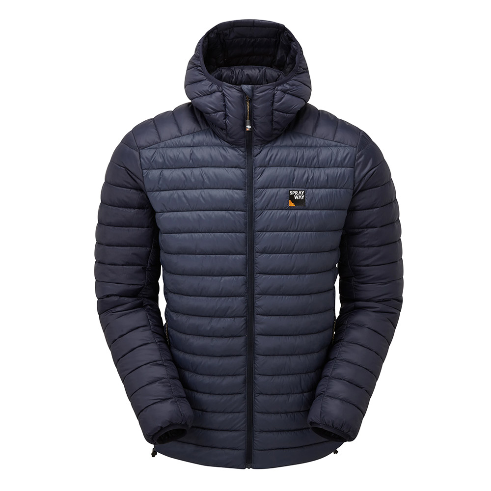 Sprayway Mens Agan Insulated Jacket-blazer-l