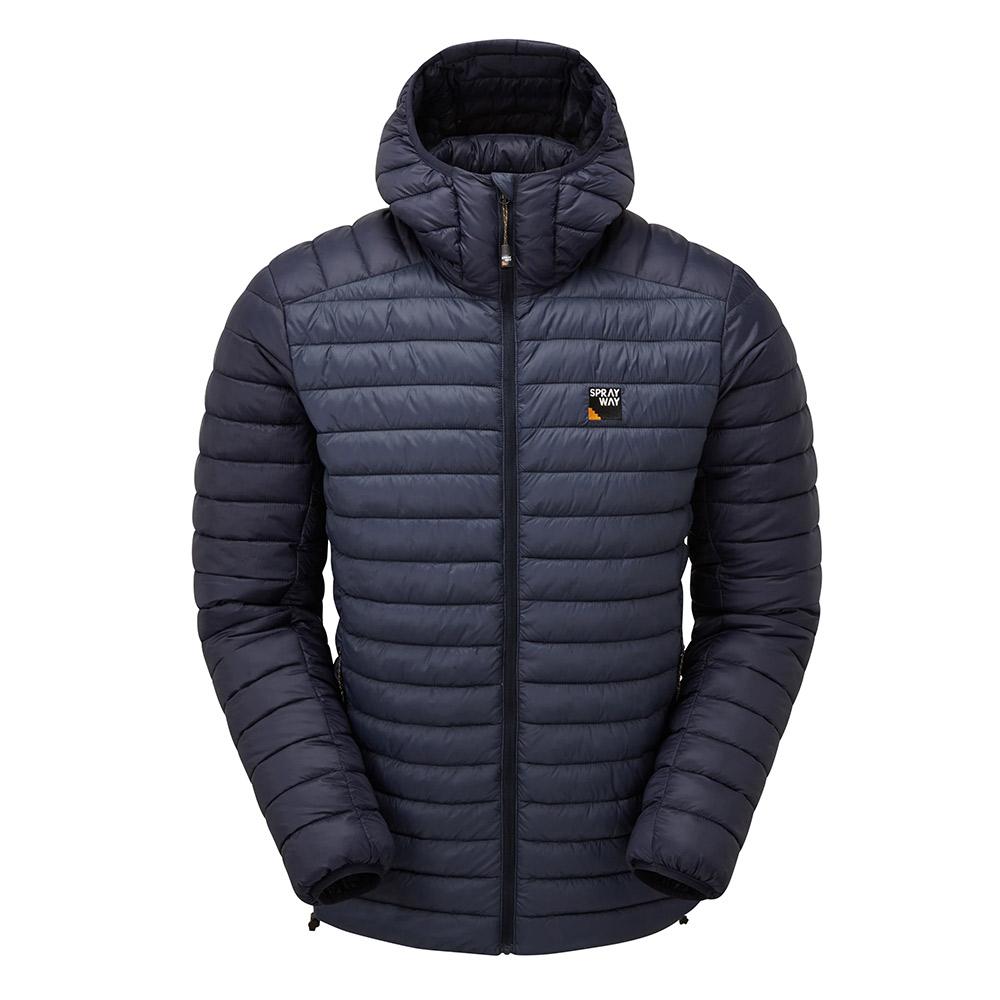 Sprayway Mens Agan Insulated Jacket-blazer-l