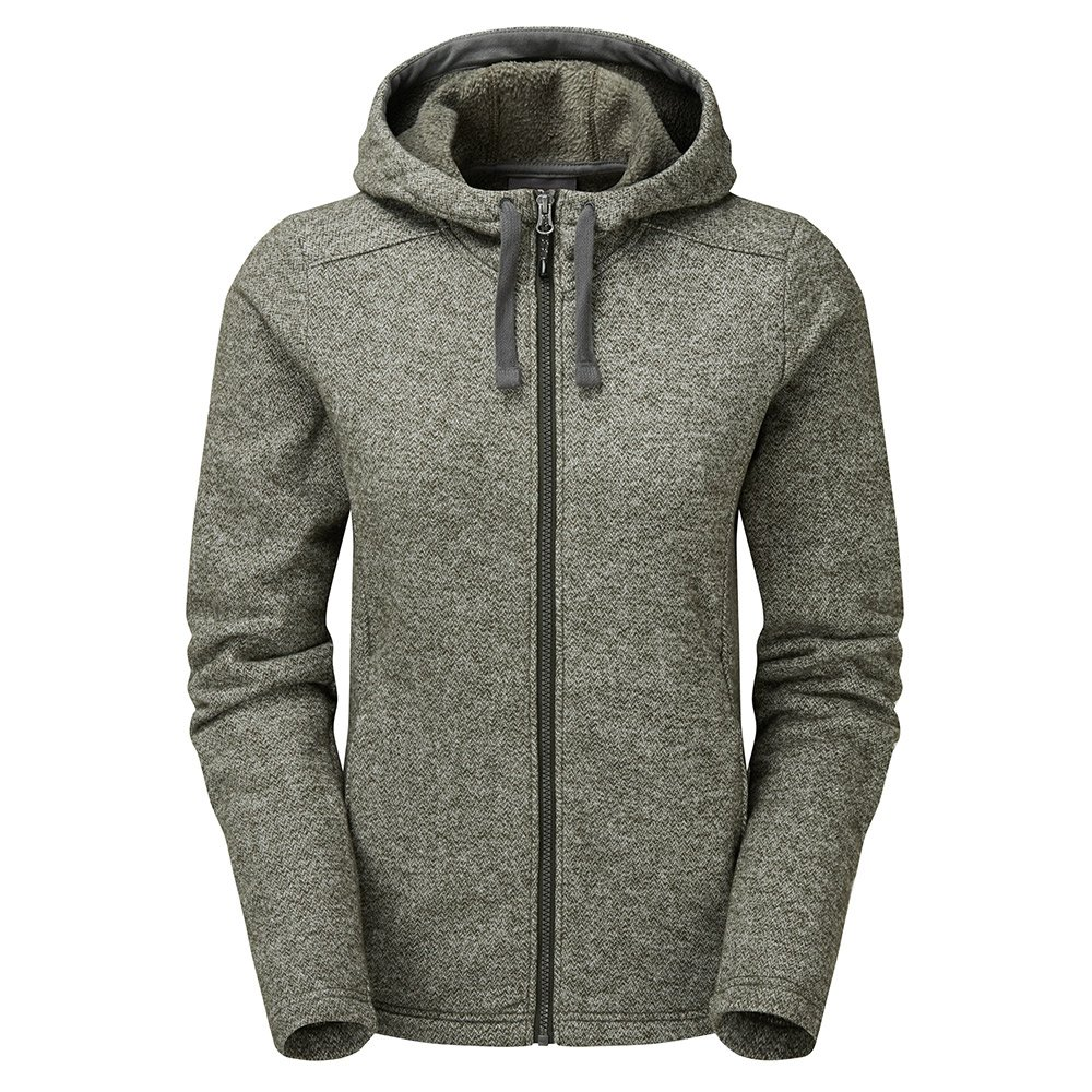 Sprayway Womens Lati Fleece Hoodie-woodland-10