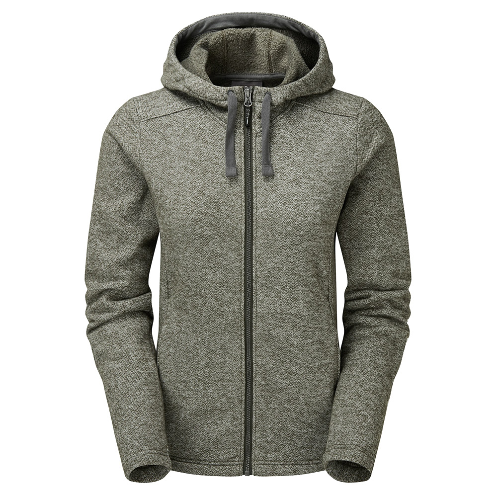 Sprayway Womens Lati Fleece Hoodie-woodland-18