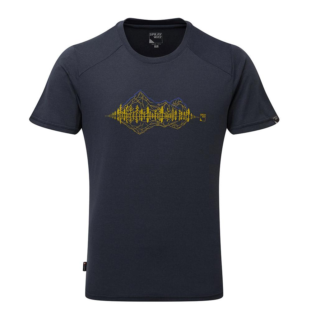 Sprayway Mens Lake T-shirt-light Blazer-l