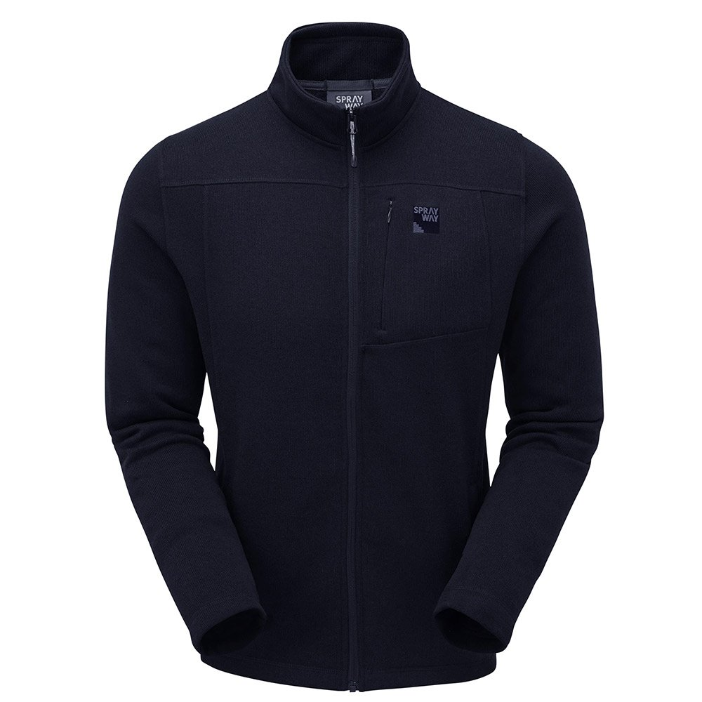 Sprayway Mens Minos Full Zip Fleece Jacket