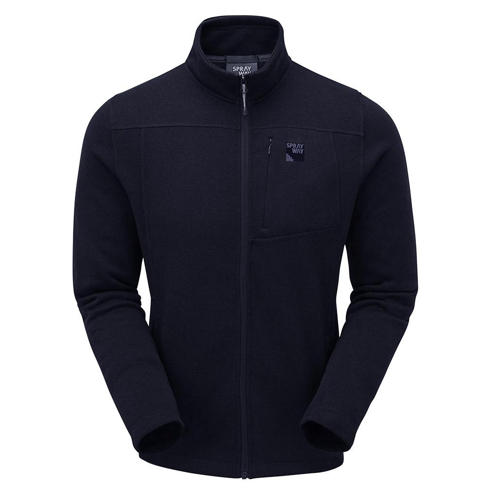 Sprayway Mens Minos Full Zip Fleece Jacket-blazer-2xl