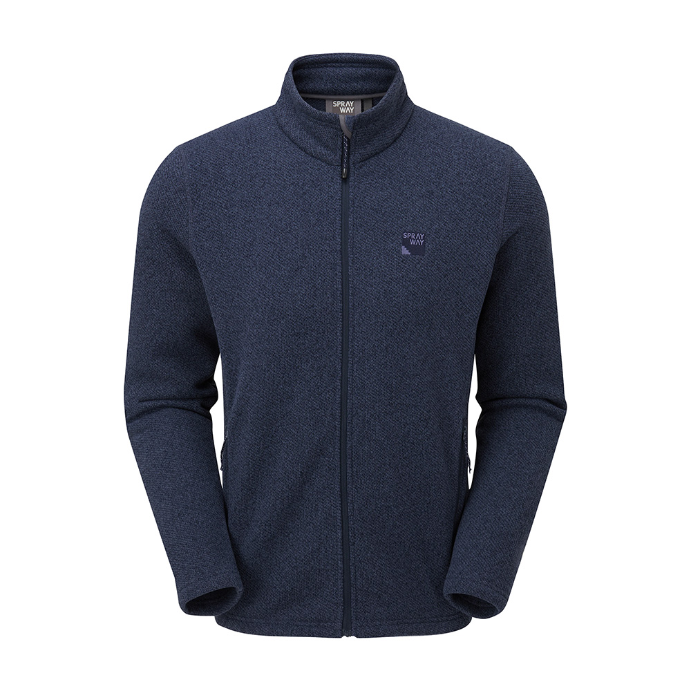 Sprayway Mens Erisman Fleece Jacket-blazer-xl