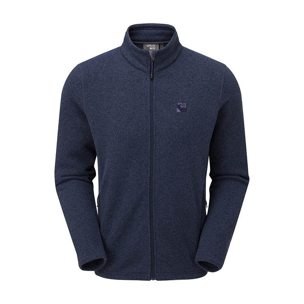 Sprayway Mens Erisman Fleece Jacket-blazer-2xl