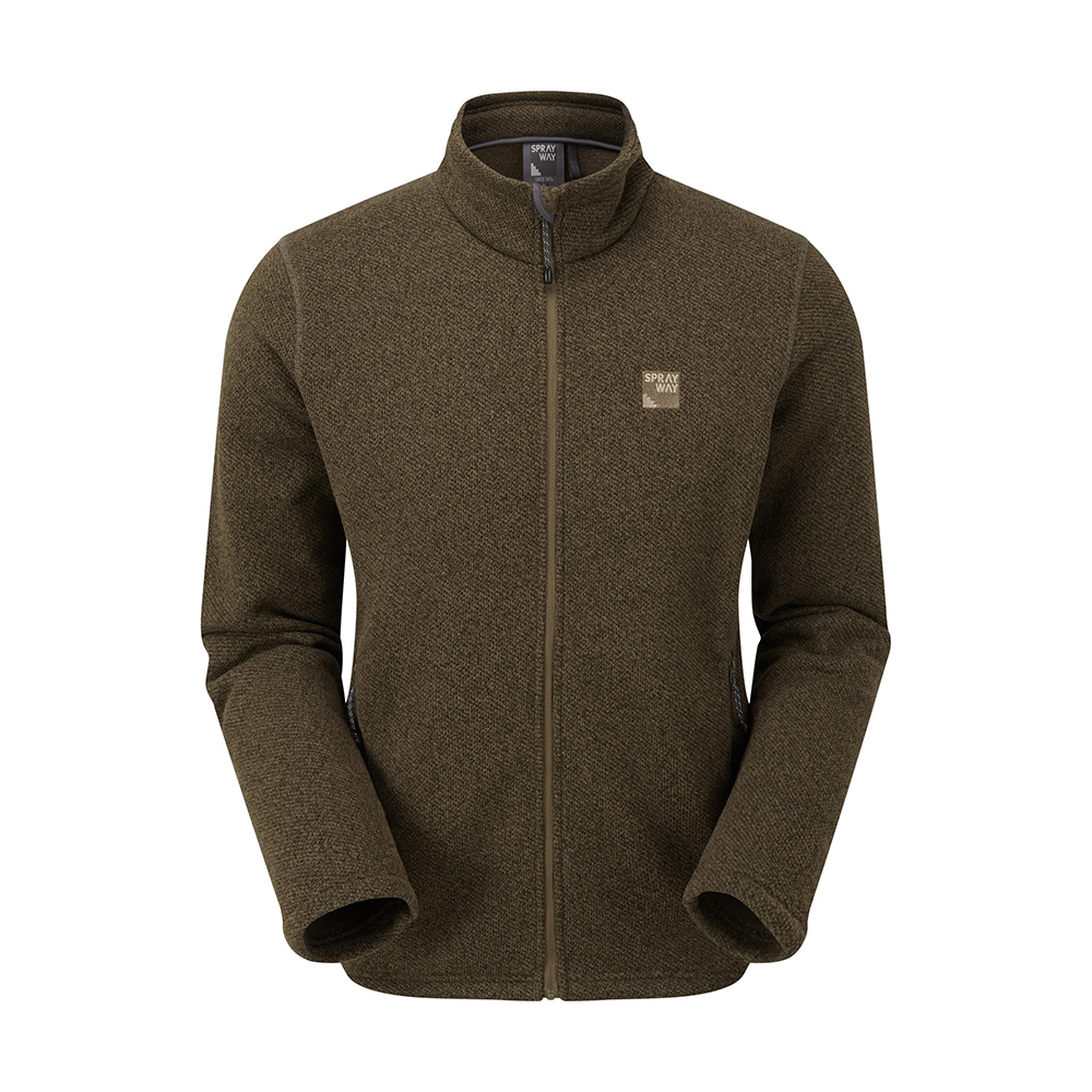 Sprayway Mens Erisman Fleece Jacket-buffalo-s