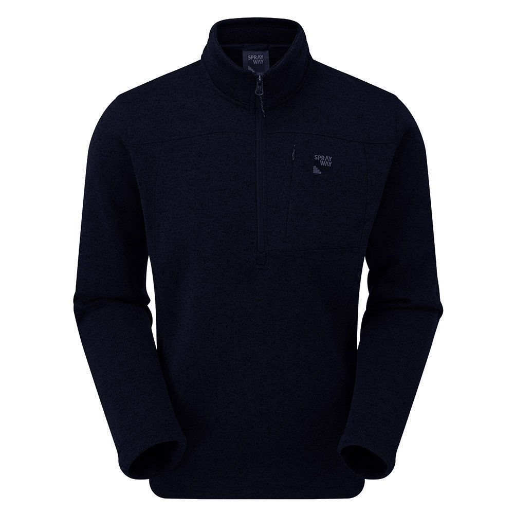 Sprayway Mens Minos Half-zip Fleece - Blazer - L