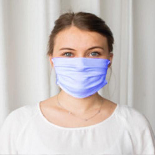 Quest Leisure Reusable / Washable Face Mask-blue