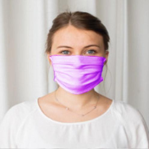 Quest Leisure Reusable / Washable Face Mask-pink
