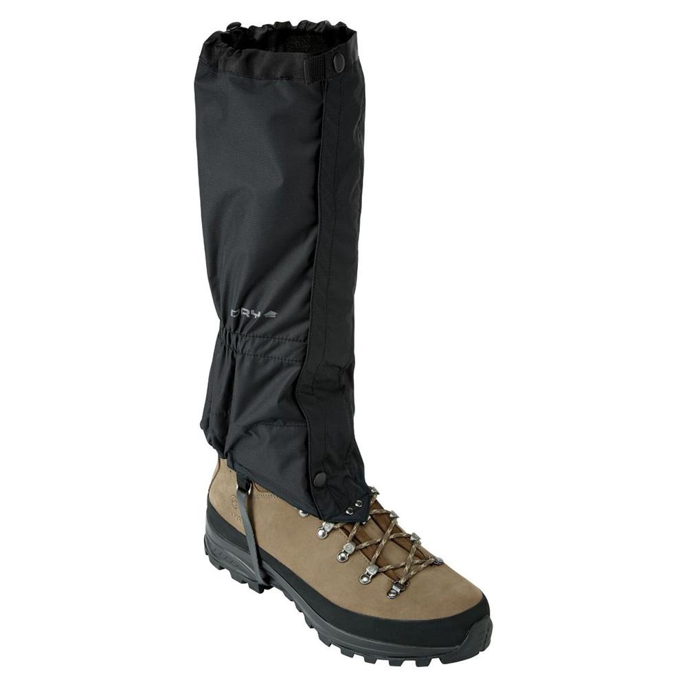 Trekmates Rannoch Moor Gaiter-black-m / L
