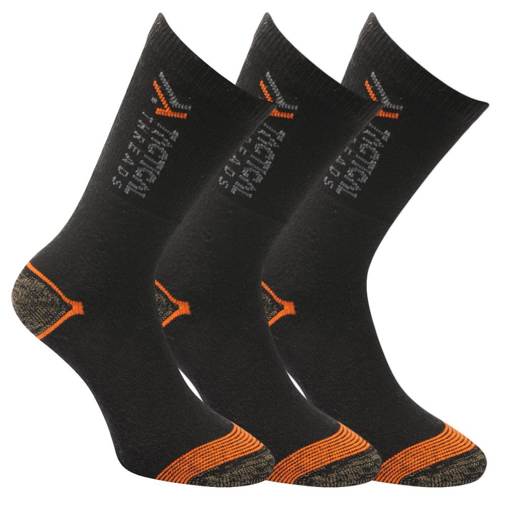 Regatta Tactical Work Socks (3 Pack)