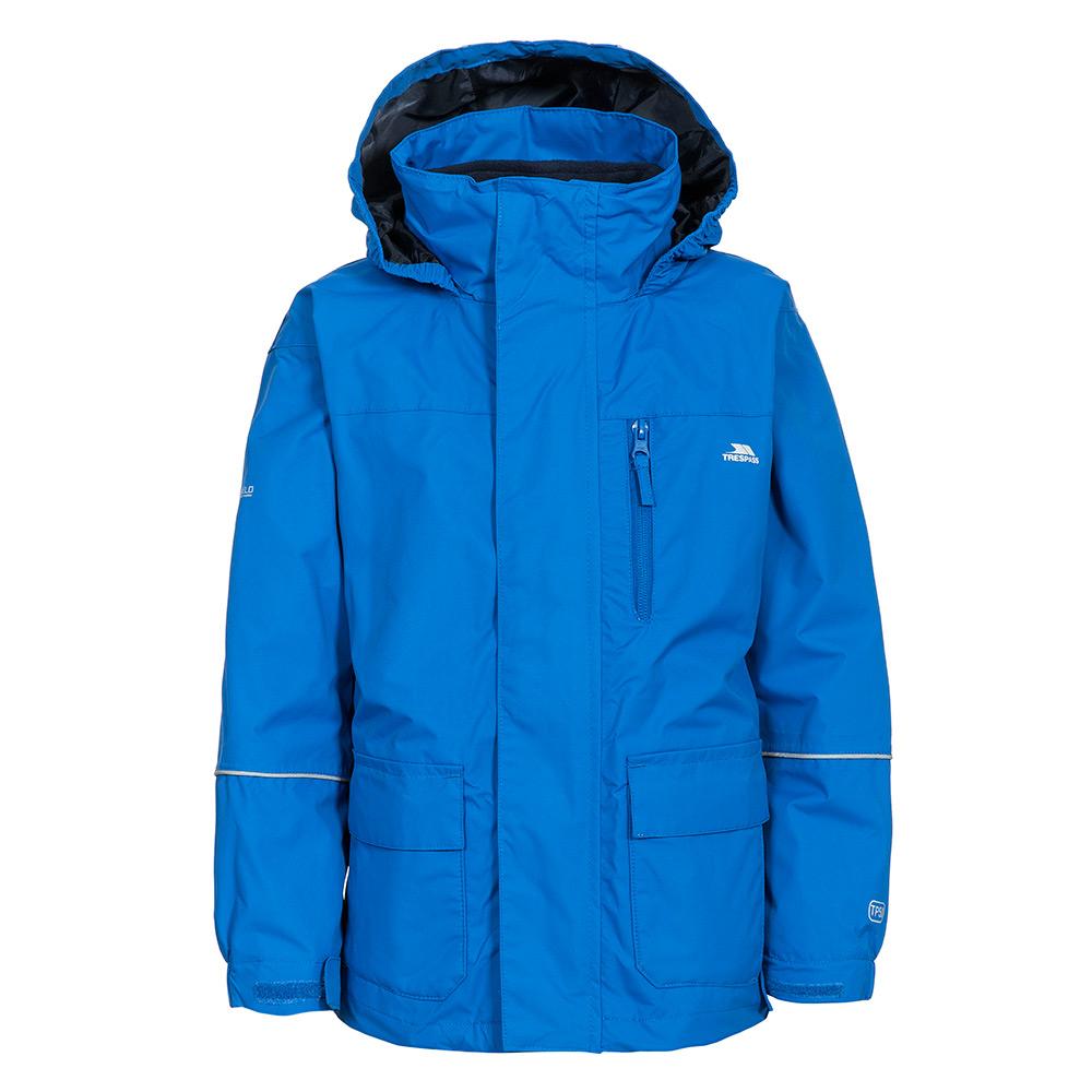 Prime II 3 in 1 Waterproof Windproof Jacket Fleece with Hood for Kids