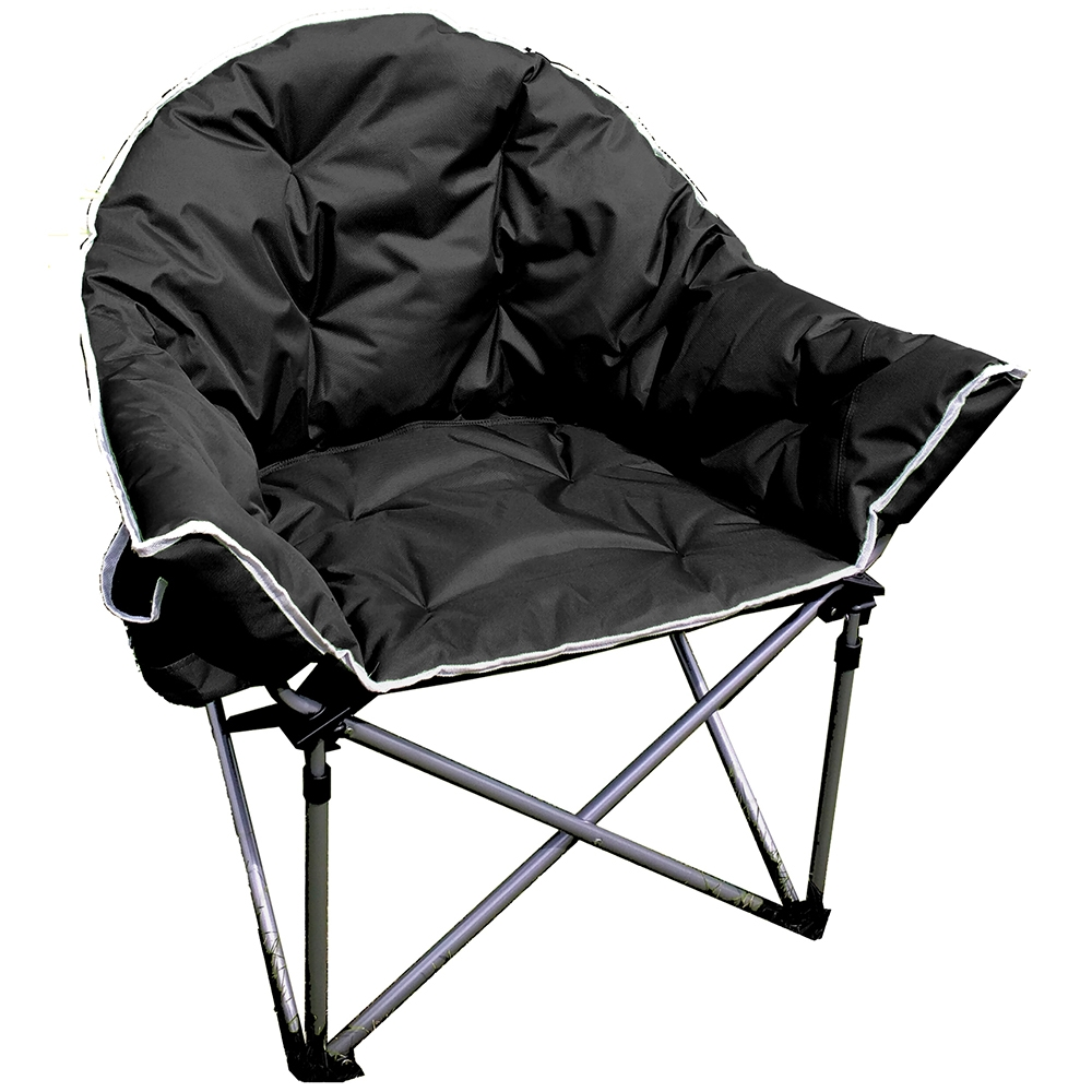 Crusader The Comfort Folding Camping Chair