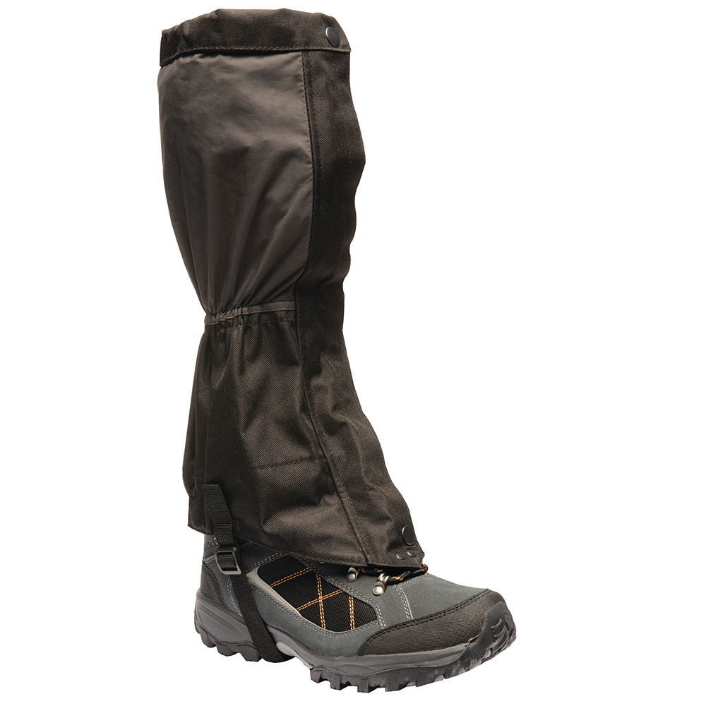 Regatta Cayman Gaiter Ankle Protection-ash / Black-l / Xl