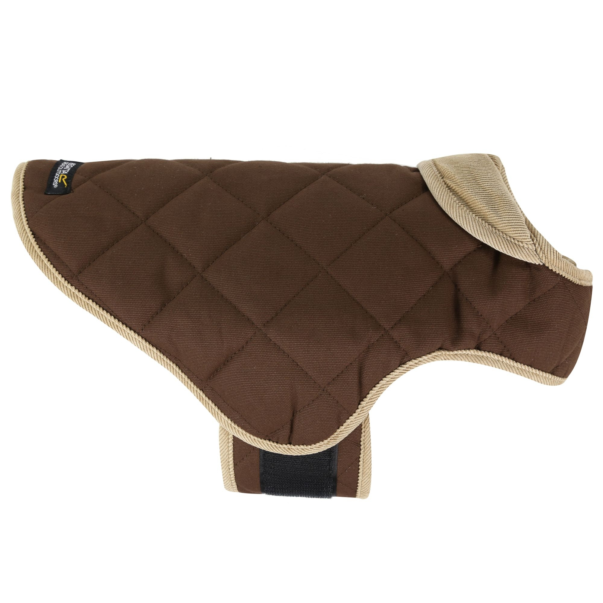 Regatta Chillguard Insulated Dog Coat - Brown - S