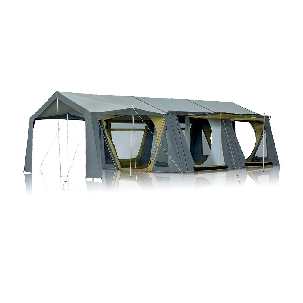 Zempire Mansion Canvas Tent