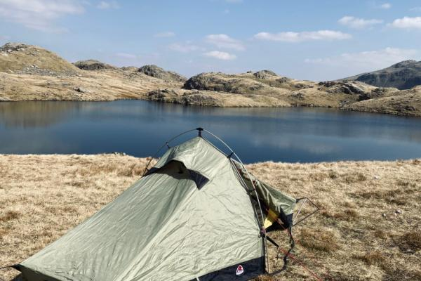 Making the Most of Camping After Covid