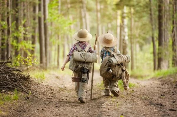5 Moan-Free Hikes For Kids In The UK