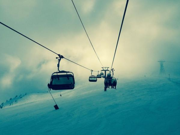 How To Use A Ski Lift On A Snowboard