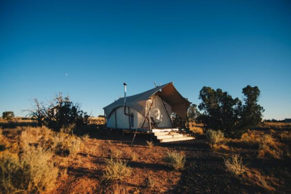 A Beginner's Guide to Glamping