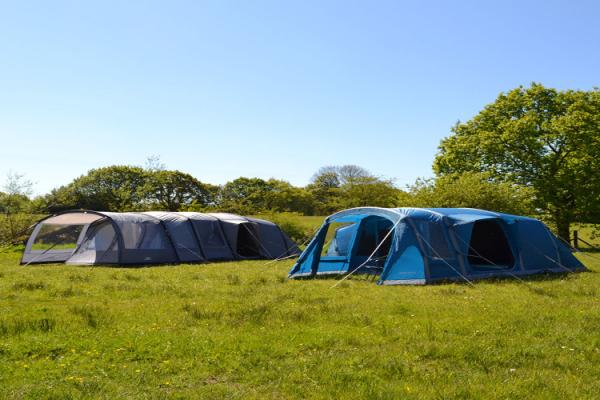 Our Exclusive Vango Camping Range