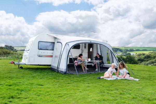 The Best Caravan Awnings 2021