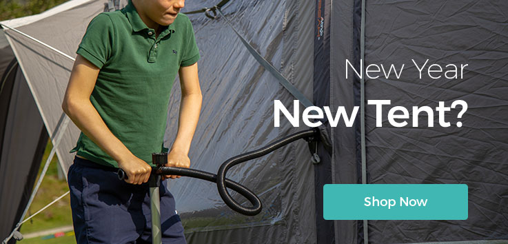 New Year New Tent?