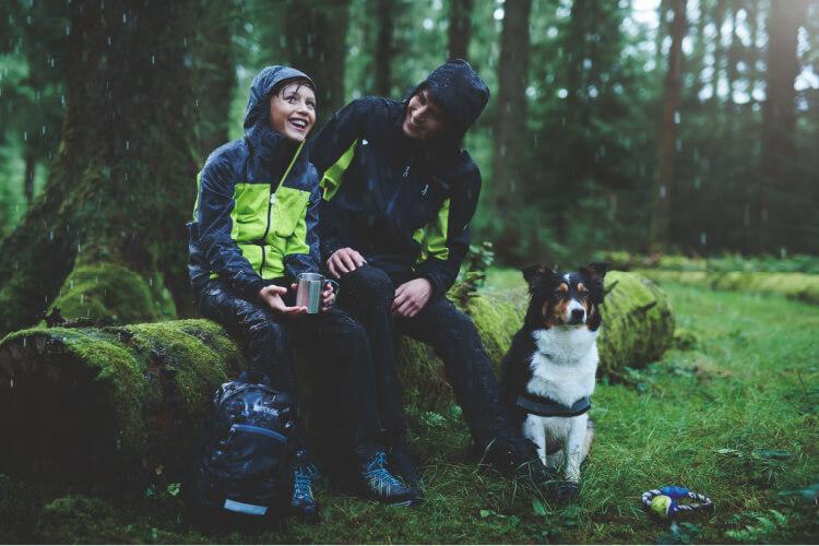 best family waterproof clothing