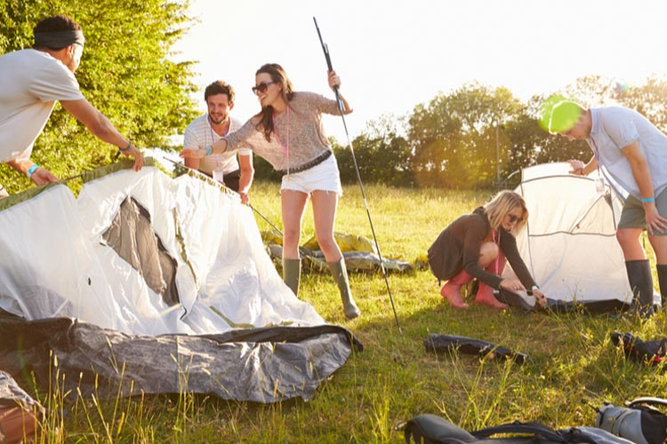 Guide to tent maintenance