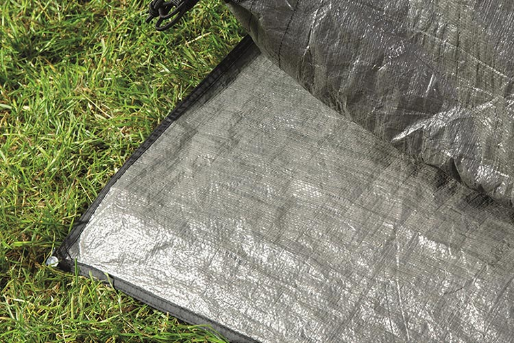 Why you should buy a tent footprint or groundsheet